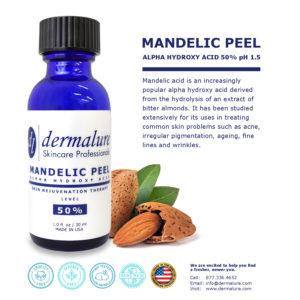 Mandelic Acid Peels